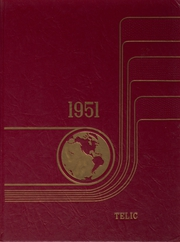 1951 Edition, Kiron High School - Telic Yearbook (Kiron, IA)