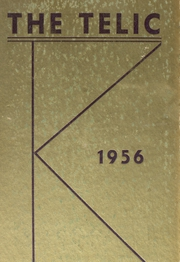 1956 Edition, Kiron High School - Telic Yearbook (Kiron, IA)