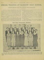 Page 10, 1937 Edition, Glasgow High School - Hootman Yearbook (Glasgow, MT) online yearbook collection