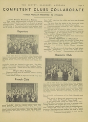 Page 15, 1937 Edition, Glasgow High School - Hootman Yearbook (Glasgow, MT) online yearbook collection
