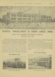 Page 9, 1937 Edition, Glasgow High School - Hootman Yearbook (Glasgow, MT) online yearbook collection