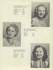 Page 13, 1949 Edition, Little Sioux High School - Tipi Yearbook (Little Sioux, IA) online yearbook collection