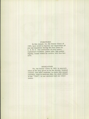 Page 6, 1949 Edition, Little Sioux High School - Tipi Yearbook (Little Sioux, IA) online yearbook collection