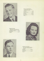 Page 15, 1950 Edition, Little Sioux High School - Tipi Yearbook (Little Sioux, IA) online yearbook collection