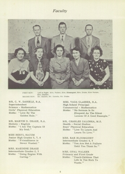 Page 9, 1950 Edition, Little Sioux High School - Tipi Yearbook (Little Sioux, IA) online yearbook collection