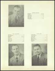 Page 11, 1951 Edition, Strahan High School - Wasp Yearbook (Strahan, IA) online yearbook collection