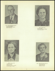 Page 9, 1951 Edition, Strahan High School - Wasp Yearbook (Strahan, IA) online yearbook collection