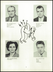Page 12, 1955 Edition, Strahan High School - Wasp Yearbook (Strahan, IA) online yearbook collection