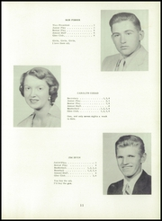 Page 17, 1955 Edition, Strahan High School - Wasp Yearbook (Strahan, IA) online yearbook collection