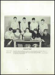 Page 8, 1955 Edition, Strahan High School - Wasp Yearbook (Strahan, IA) online yearbook collection