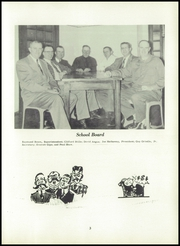 Page 9, 1955 Edition, Strahan High School - Wasp Yearbook (Strahan, IA) online yearbook collection