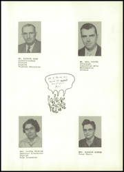 Page 11, 1956 Edition, Strahan High School - Wasp Yearbook (Strahan, IA) online yearbook collection