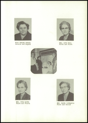 Page 13, 1956 Edition, Strahan High School - Wasp Yearbook (Strahan, IA) online yearbook collection