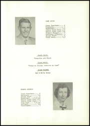 Page 17, 1956 Edition, Strahan High School - Wasp Yearbook (Strahan, IA) online yearbook collection