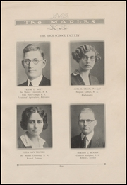 Page 11, 1925 Edition, Mapleton High School - Rambler Yearbook (Mapleton, IA) online yearbook collection