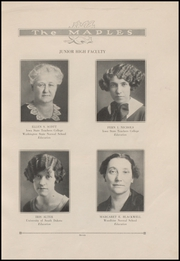 Page 13, 1925 Edition, Mapleton High School - Rambler Yearbook (Mapleton, IA) online yearbook collection