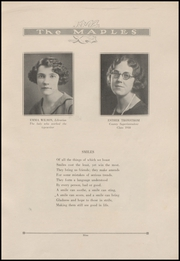 Page 15, 1925 Edition, Mapleton High School - Rambler Yearbook (Mapleton, IA) online yearbook collection