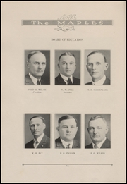 Page 16, 1925 Edition, Mapleton High School - Rambler Yearbook (Mapleton, IA) online yearbook collection