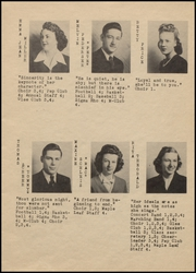 Page 13, 1946 Edition, Mapleton High School - Rambler Yearbook (Mapleton, IA) online yearbook collection