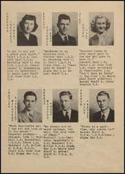 Page 14, 1946 Edition, Mapleton High School - Rambler Yearbook (Mapleton, IA) online yearbook collection
