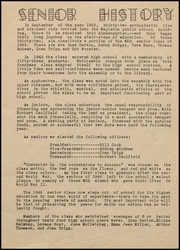 Page 15, 1946 Edition, Mapleton High School - Rambler Yearbook (Mapleton, IA) online yearbook collection