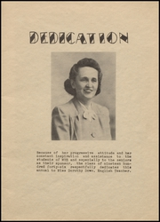Page 5, 1946 Edition, Mapleton High School - Rambler Yearbook (Mapleton, IA) online yearbook collection