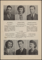 Page 10, 1948 Edition, Mapleton High School - Rambler Yearbook (Mapleton, IA) online yearbook collection