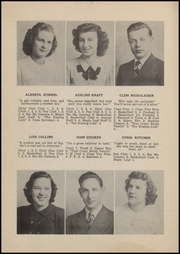 Page 14, 1948 Edition, Mapleton High School - Rambler Yearbook (Mapleton, IA) online yearbook collection