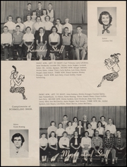 Page 14, 1953 Edition, Mapleton High School - Rambler Yearbook (Mapleton, IA) online yearbook collection