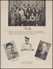 Page 5, 1953 Edition, Mapleton High School - Rambler Yearbook (Mapleton, IA) online yearbook collection