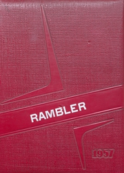 Page 1, 1957 Edition, Mapleton High School - Rambler Yearbook (Mapleton, IA) online yearbook collection