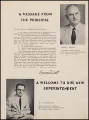 Page 9, 1957 Edition, Mapleton High School - Rambler Yearbook (Mapleton, IA) online yearbook collection