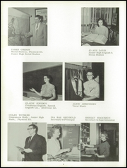 Page 10, 1959 Edition, Mapleton High School - Rambler Yearbook (Mapleton, IA) online yearbook collection