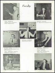 Page 9, 1959 Edition, Mapleton High School - Rambler Yearbook (Mapleton, IA) online yearbook collection