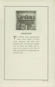 Page 5, 1936 Edition, Martensdale High School - Martins Tale Yearbook (Martensdale, IA) online yearbook collection