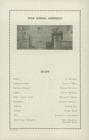 Page 6, 1936 Edition, Martensdale High School - Martins Tale Yearbook (Martensdale, IA) online yearbook collection