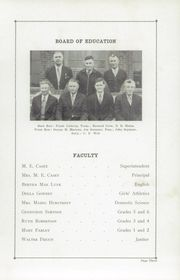Page 5, 1937 Edition, Martensdale High School - Martins Tale Yearbook (Martensdale, IA) online yearbook collection