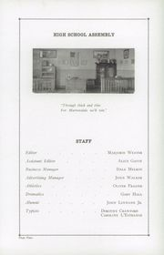 Page 6, 1937 Edition, Martensdale High School - Martins Tale Yearbook (Martensdale, IA) online yearbook collection