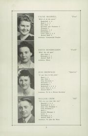 Page 10, 1946 Edition, Martensdale High School - Martins Tale Yearbook (Martensdale, IA) online yearbook collection