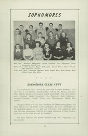 Page 16, 1946 Edition, Martensdale High School - Martins Tale Yearbook (Martensdale, IA) online yearbook collection