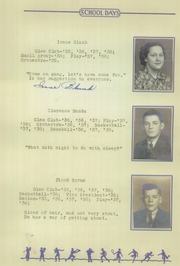 Page 11, 1938 Edition, Moorland High School - School Days Yearbook (Moorland, IA) online yearbook collection