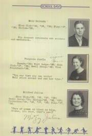 Page 13, 1938 Edition, Moorland High School - School Days Yearbook (Moorland, IA) online yearbook collection