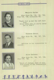 Page 14, 1938 Edition, Moorland High School - School Days Yearbook (Moorland, IA) online yearbook collection