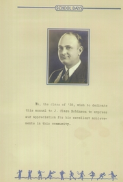 Page 5, 1938 Edition, Moorland High School - School Days Yearbook (Moorland, IA) online yearbook collection