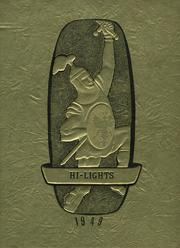 1949 Edition, Persia High School - Hi Lights Yearbook (Persia, IA)