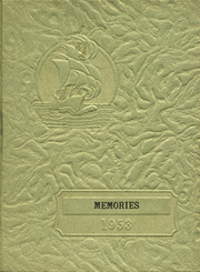 1953 Edition, Cedar High School - Memories Yearbook (Cedar, IA)