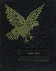 1954 Edition, Cedar High School - Memories Yearbook (Cedar, IA)