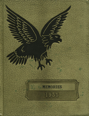 1955 Edition, Cedar High School - Memories Yearbook (Cedar, IA)