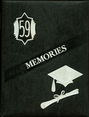 1959 Edition, Cedar High School - Memories Yearbook (Cedar, IA)