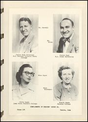 Page 15, 1951 Edition, Panora High School - Echoes Yearbook (Panora, IA) online yearbook collection